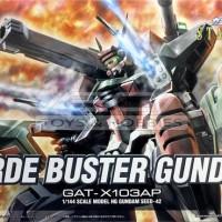 Bandai Gundam Seed 1/144 Hg Verde Buster Gundam