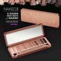 Jual Promo Kualitas d'best Eye Shadow Naked 3 Palette Pallete Palet Murah