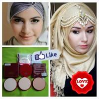 Jual Termurah Original Bedak Arab Wajah Cantik Menempel Kencang Seharian Murah