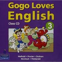 Gogo Loves English Audio Cd 3