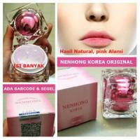 Jual Welcome Original Nenhong Korea Nenghong Pemerah Bibir Alami Murah