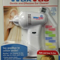 Jual Alat pembersih Penyedot cairan Kotoran Telinga waxvac ear cleaner baru Murah