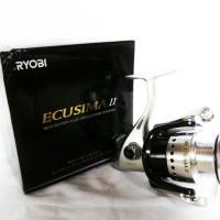 harga Reel Ryobi Ecusima II 3000 Tokopedia.com