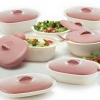 harga Verona Wadah Saji 6set Microwave safe - Food Storage Tokopedia.com