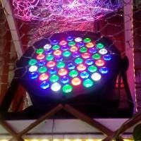 TERIMA SEWA LAMPU PART LED/SOROT DEKORASI