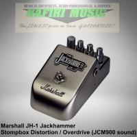 Efek Gitar Marshall Jackhammer / Marshall JH-1 baru 100% murah!