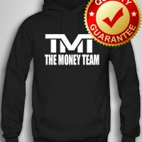 Hoodie Floyd Mayweather Money Team - Hitam M.K