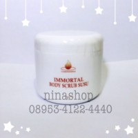 harga Immortal Body Scrub Susu Tokopedia.com