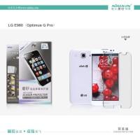Nillkin LG Optimus G Pro Anti gores Screen guard Tempered glass kuat