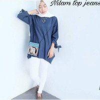 nilam top Jeans .Sy