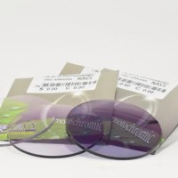 lensa photocromik (berubah warna otomatis)