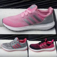 sepatu adidas ultraboost murah jogging lari gym senam specs