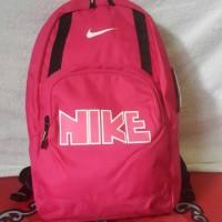 Tas Ransel/Nike Classic Sand Pink Size S 100% Original
