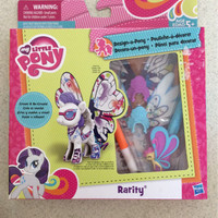 harga (Harga Promo) My Little Pony : Design a Pony ( Rarity ) Tokopedia.com