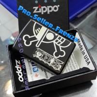 Zippo SuperPremium Custom OnePiece! Gratis Request Nama!!