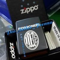 Zippo SuperPremium Custom AcMilan! Gratis req nama!!