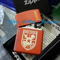 Zippo SuperPremium Custom Logo Pemuda Pancasila! Gratis Req Nama!