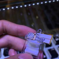 harga cincin berlian eropa cartier rosegold kualitas terbaik harga grosir Tokopedia.com