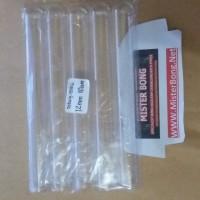 Tabung Reaksi Kaca Pyrex 12mm 10mm