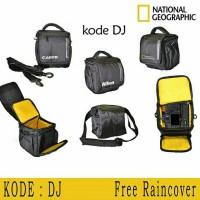 Tas Kamera kode DJ