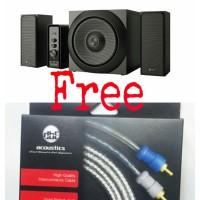 harga Promo!! Speaker Thonet & Vander Ratsel 2.1 !! Free DBE RM20!! Tokopedia.com
