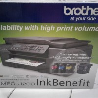 Printer Brother J200