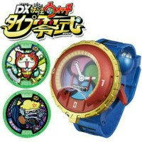 Jam Tangan DX Yokai Specter Watch Yukai The DX Yokai mainan