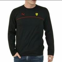 kaos lengan panjang/long sleeve Puma Ferrari