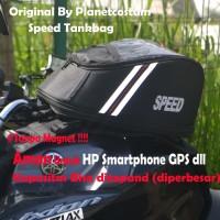 Jual TANKBAG SPEED (TAS TANGKI) UNTUK MOTOR HONDA CBR 150 Murah