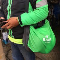Tas Sarung Helm Waterproof Murah Meriah