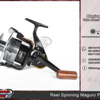 Reel Pancing Spinning Maguro Pacu 8000
