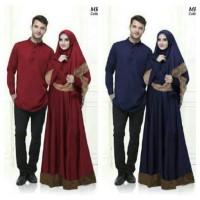 harga cp sungkar - baju gamis couple muslim BUSUI Tokopedia.com