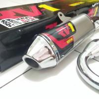 Knalpot Norifumi RV1 NF KLX S / L / G / BF / DTracker 150