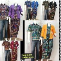 Sarimbit Batik Solo, Couple Batik Prada 06