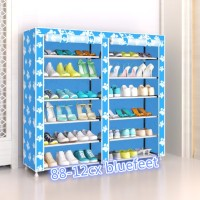 Rak Sepatu Double - Double Shoes Dusk Rack