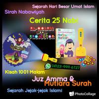 Magic Projector 28-30Sept Tebus Murah Hafiz/Hafizah Doll*200rb