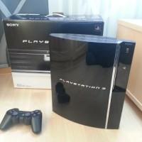 Playstation 3 Fat Sony Cfw 4.78 + Hdd 120giga + Full Games