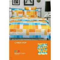Sprei Nova Linen Single Size 120 X 200 Type CYBER POP