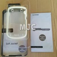 CAPDASE BlackBerry Dakota 9900 / BB Montana 9930 Fuze White OriginaL
