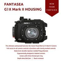 CANON G7X MARK II HOUSING