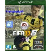 Kaset BD Microsoft XBOX ONE FIFA 17