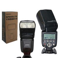 Flash Speedlite yongnuo YN-560 III / Yn560iii for Canon Dan Nikon