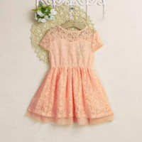 c Kid dress maissy