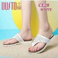 Sandal wanita CE28 white