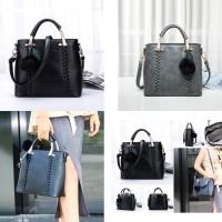 tas selempang handbag fashion wanita import korea murah lucu elegan 20