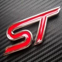 Emblem ST Ford Ecosport Fiesta