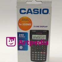 Kalkulator Scientific Casio FX-350MS / Scientific Calculator Casio