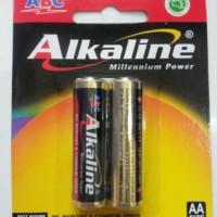 Baterai ABC Alkaline AA / Battery / Batere / Baterei A2