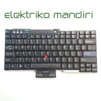 Keyboard LENOVO Thinkpad T60 T60P T61 T61P Z60 Z60i Z60m R60 R61 Hitam