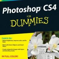 Photoshop CS4 for Dummies - tutorial buku belajar mahir photoshop CS4